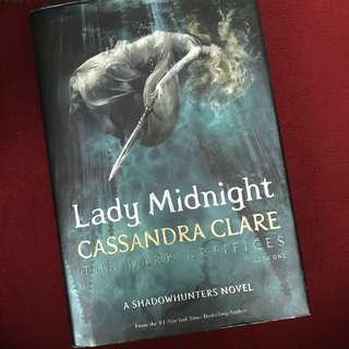 DARK ARTIFICES : LADY MIDNIGHT
