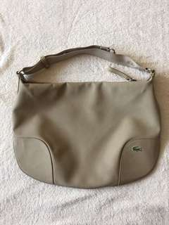 Pre-loved Lacoste Bag (Not Common Design/ Style )