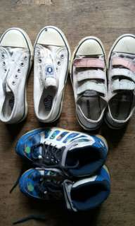 Shoes for toddler take all for 500