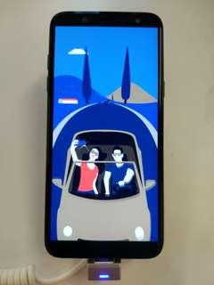 Samsung Galaxy A6 Promo Free 1X Angsuran Tanpa Kartu Kredit Proses Cepat