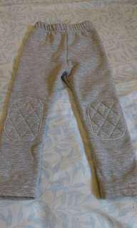 abma♡內絨毛保暖長褲男女可穿布標7偏小