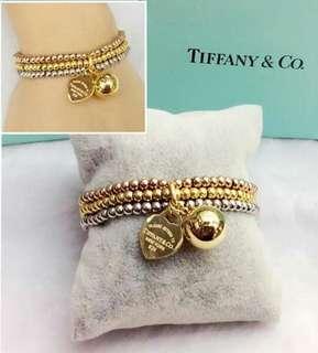 Tiffany 3-layer bracelet