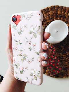 Floral iPhone Case (For Multiple iPhones)