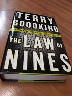 The Law of Nines (by Terry Goodkind)