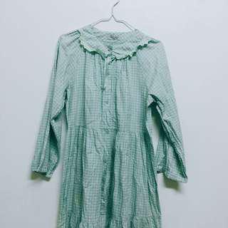 🚚 日系寬鬆古著洋裝