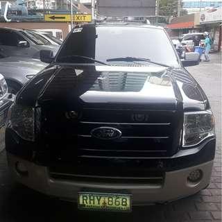 2010 Ford Expedition 5.4L V8 EL Black AT