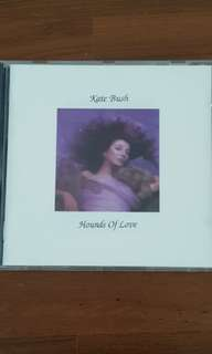 Kate Bush : Hounds Of Love CD