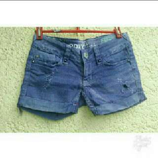 authentic roxy shorts ripped shorts