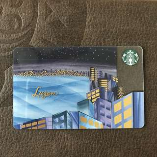 Starbuck's Luzon Card - FREE SF