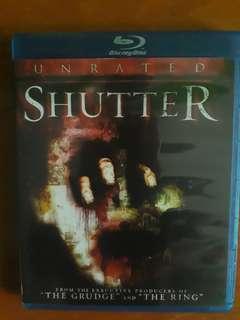 SHUTTER ( BLU RAY )