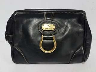 DICKENS GENUINE LEATHER CLUTCH