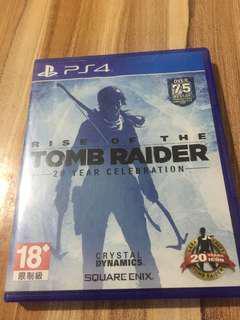 Ps4 Rise of the tomb raider (古墓奇兵:崛起)