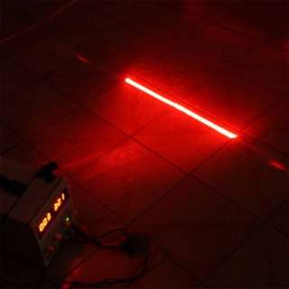 (554)Car LED Laser Fog Auto Anti Collision Rear-end Tail Light