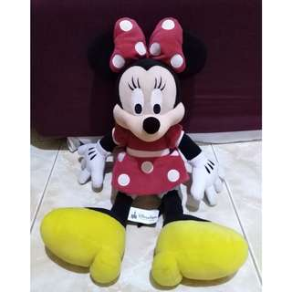 Minnie Mouse Plush (Original)