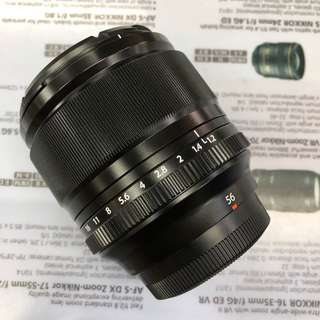 Fujifilm XF 56 F1.2
