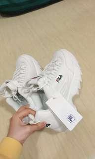 🚚 二手fila鉅齒鞋