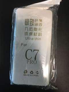 C7pro透明手機套