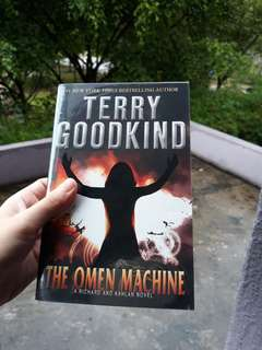The Omen Machine (by Terry Goodkind)