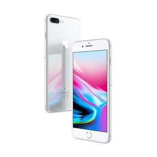 Kredit iPhone 8 Plus Silver 64gb Garansi Apple International