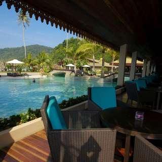 4D3N The Taaras Beach & Spa Resort , Redang Island