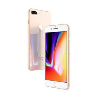 Kredit iPhone 8 Plus 64gb Gold Garansi Apple International