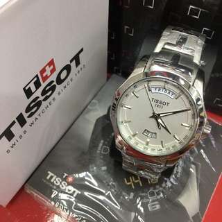 Tissot wrist watch for men