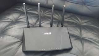 ASUD 4x4 Dual Band Gigabit Router
