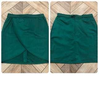 (No brand) Green Tulip Skirt