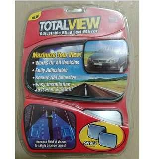 Total View 盲㸃镜(包平郵)