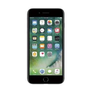 Kredit iPhone 7 Plus 128gb Matte Black Garansi Apple International