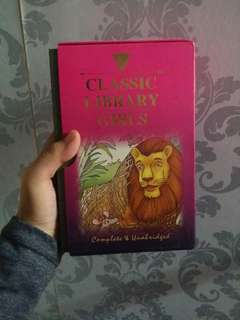 Classic Library for Girls