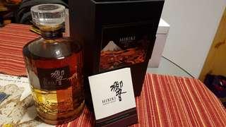 Hibiki 21 Year 響ウイスキー
