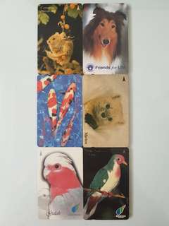 Singtel Phone Cards