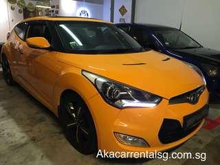 Hyundai Veloster Auto 1.6