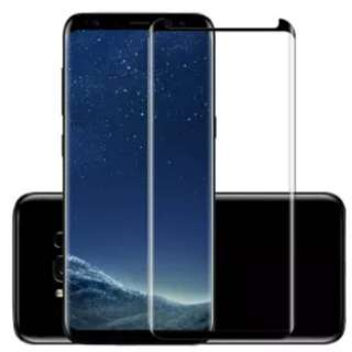 OEM 3D Curved Tempered Glass Screen Protector Film for Samsung Galaxy S8 Plus Film