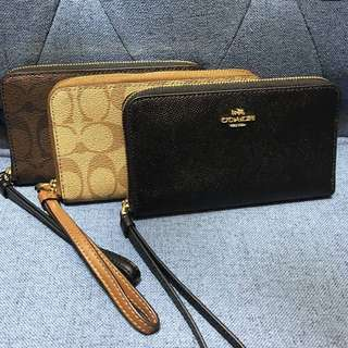 Original coach phone wallet