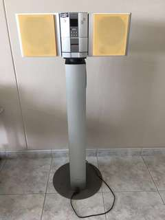 Sony micro HiFi system CMT-ED2/ED2U