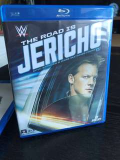 The Road Is Jericho (WWE BLURAY)