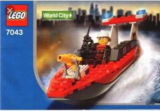 Lego 7043