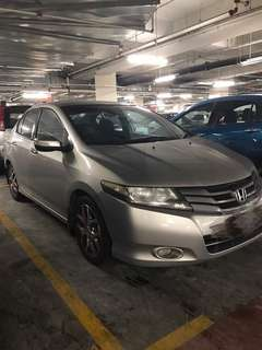 Honda city 1.5I-VTEC full spec