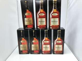Hennessy VSOP Cognac 軒尼斯VSOP干邑吉盒7個