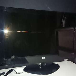 "23"" HP LED Screen"