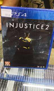 Injustice 2 new and sealed free postage 0124140307 WhatsApp