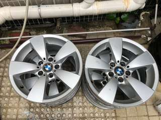 "5 series BMW 17"" 4pcs"
