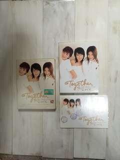 S.H.E together album (stamped)