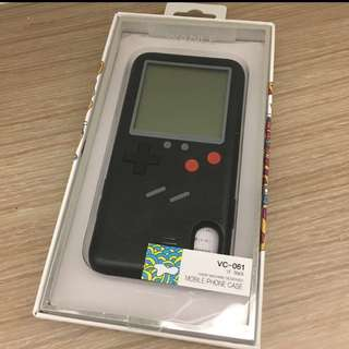 父親節禮物精選 Wanle 懷舊遊戲手機殻 電話殻 遊戲機 gameboy iphone X case