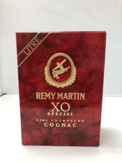 Remy Martin XO Cognac 1L 人頭馬XO 吉盒