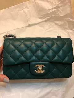 Chanel Classic Mini Flap Bag 20
