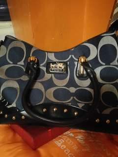 Coach bag set made in macau. Imitation only