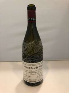 DRC Romanee Conti Vosne Romanee 1999 紅酒吉樽一個